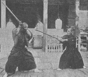 古武術(新陰流兵法)と整体のTen's Page 厳周写真